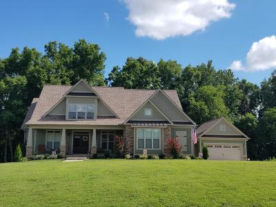 Robertson County Single Family Home For Sale: 3054 Wedgewood Dr