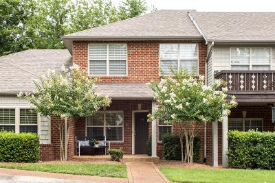 Thompsons Station  Condo/Townhouse Active Under Contract: 404 Cashmere Dr