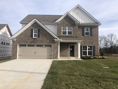 Murfreesboro Single Family Home For Sale: 109 Beulah Rose Dr #109