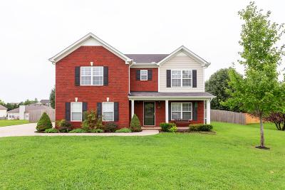 Spring Hill Single Family Home For Sale: 3307 Monoco Dr
