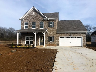 Murfreesboro Single Family Home For Sale: 105 Beulah Rose Dr #105