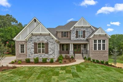 Williamson County Single Family Home For Sale: 6010 Blackwell Lane #105
