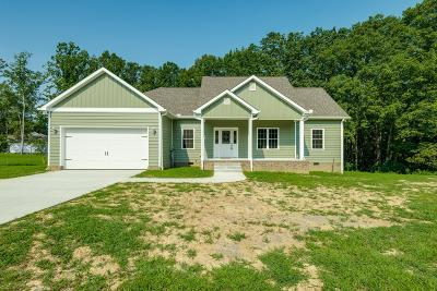 Smithville TN Single Family Home For Sale: $234,900