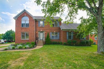 Goodlettsville Single Family Home For Sale: 329 Chickasaw Trl