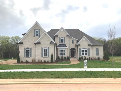 Williamson County Single Family Home For Sale: 5513 Hardeman Springs Blvd.