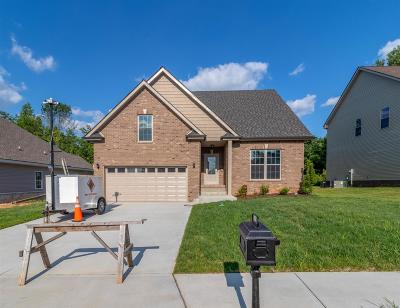 Clarksville Single Family Home For Sale: 321 Chase Dr