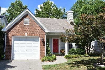 Franklin Single Family Home For Sale: 820 Brandyleigh Ct