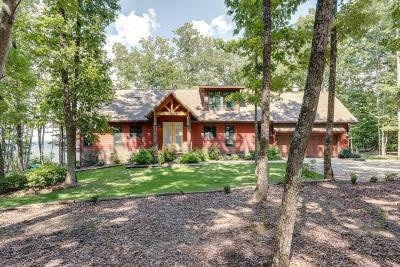 Monteagle Single Family Home For Sale: 2355 Eagle Bluff Rd