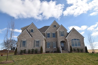 Williamson County Single Family Home For Sale: 5512 Hardeman Springs Blvd.