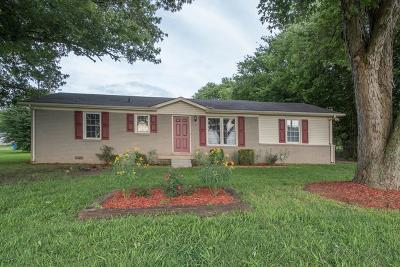 Columbia  Single Family Home For Sale: 123 Clauson Dr