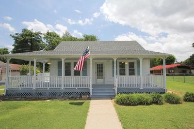 Single Family Home For Sale: 2414 Central Blvd