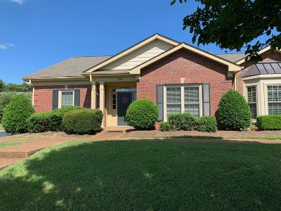 Nashville Condo/Townhouse For Sale: 9029 Sawyer Brown Rd