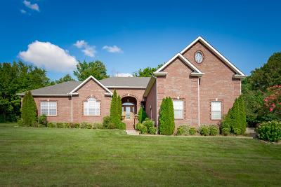 Clarksville Single Family Home For Sale: 1990 Mossy Oak Cir