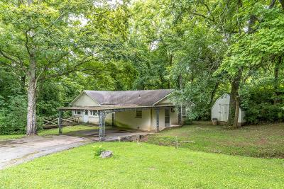 Franklin Single Family Home Active Under Contract: 4074 Clovercroft Rd