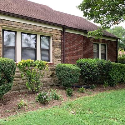 Davidson County Single Family Home For Sale: 909 Gale Lane