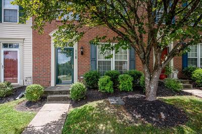 Antioch Condo/Townhouse For Sale: 3401 Anderson Rd Unit 118 #118