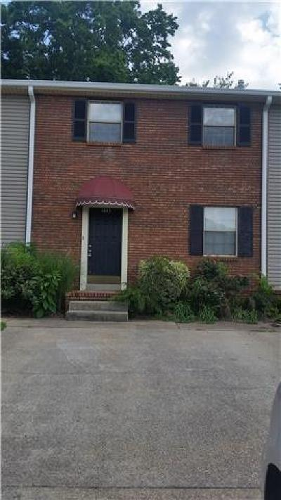 Christian County, Ky, Todd County, Ky, Montgomery County Rental For Rent: 1643 Baltimore Dr