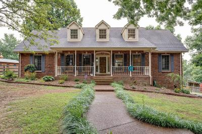 Fairview Single Family Home Active Under Contract: 2875 Fairview Blvd