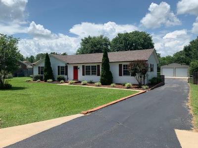 Murfreesboro Single Family Home For Sale: 3014 Fieldview Dr