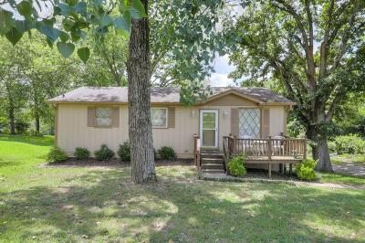 Single Family Home For Sale: 64 Searcy Rd