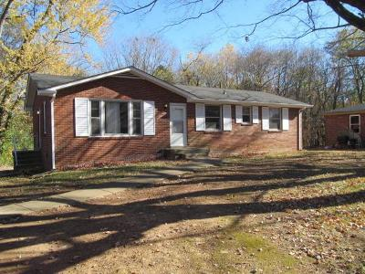 Christian County, Ky, Todd County, Ky, Montgomery County Rental For Rent: 945 Richardson Street