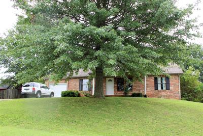 Clarksville Single Family Home For Sale: 3372 Brownsville Rd