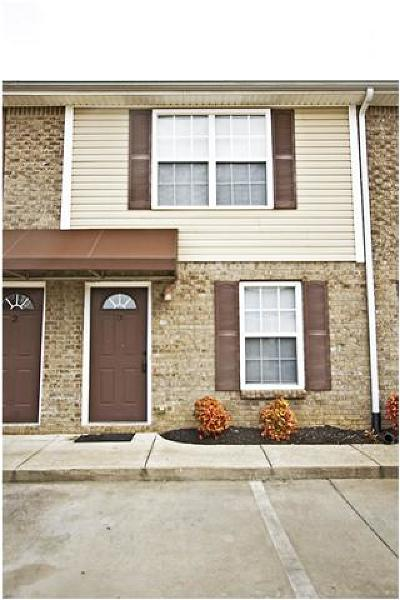 Christian County, Ky, Todd County, Ky, Montgomery County Rental For Rent: 2332 Raleigh-5