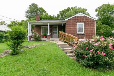 Single Family Home For Sale: 512 Transit Ave