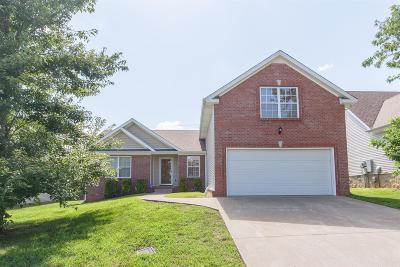 Single Family Home For Sale: 3471 Oak Creek Dr