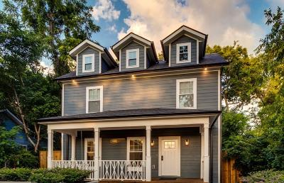 Nashville Single Family Home Active Under Contract: 909 Joseph Ave