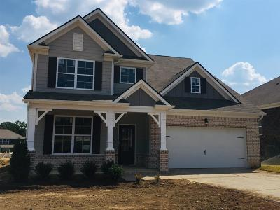 Spring Hill Single Family Home For Sale: 2063 Sunflower Drive, Lot 396