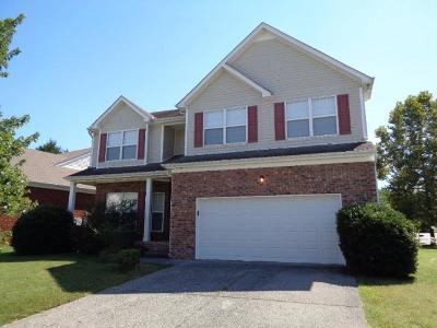 Rental For Rent: 1209 Bending Creek Drive