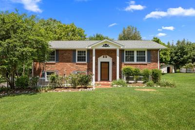 Mount Juliet Single Family Home For Sale: 83 Saundersville Ferry Rd