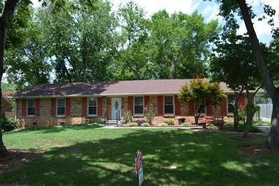 Single Family Home For Sale: 509 E Gresham Dr