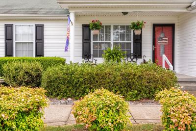 White Bluff Single Family Home Active Under Contract: 218 Coleman Dr