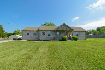 Mount Juliet Single Family Home For Sale: 4873 Stewarts Ferry Pike