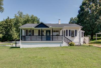 Old Hickory Single Family Home For Sale: 1412 8th St