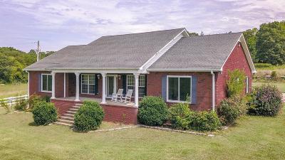 Alexandria Single Family Home For Sale: 195 Holmes Gap Rd