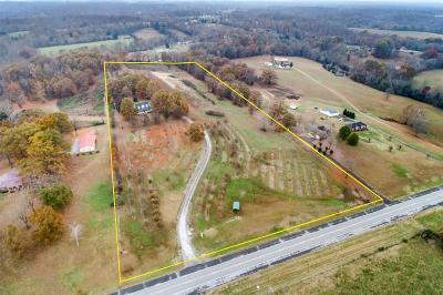 Sumner County Residential Lots & Land For Sale: 3358 Hwy 52e