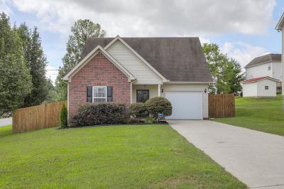 La Vergne Single Family Home For Sale: 182 Bill Stewart Blvd