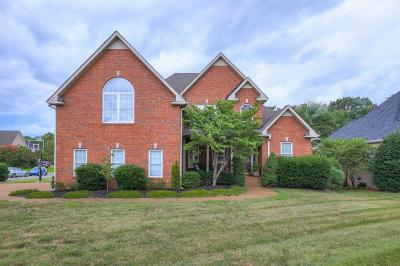 Hendersonville Single Family Home For Sale: 127 Crooked Creek Ln
