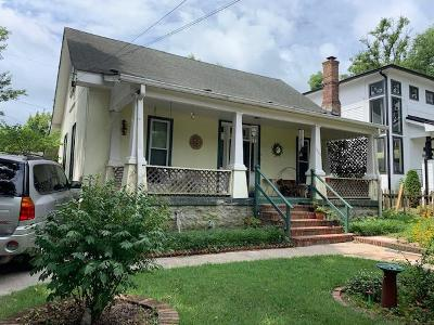 Nashville Single Family Home For Sale: 1515 Kirkwood Avenue