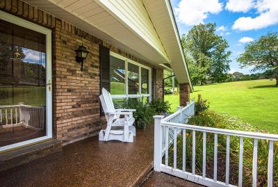 Christian County, Ky, Todd County, Ky, Montgomery County Single Family Home For Sale: 938 Belmont Rd