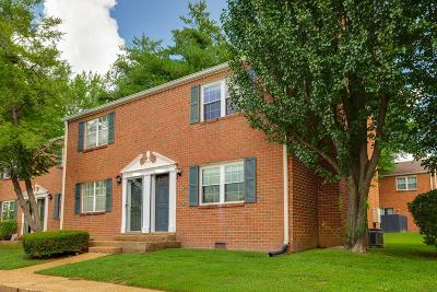 Franklin Condo/Townhouse Active Under Contract: 601 Boyd Mill Ave Unit F4 #F4
