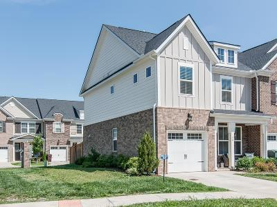 Mount Juliet Condo/Townhouse Active Under Contract: 30 Bailey Branch