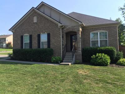 Rutherford County Rental For Rent: 5502 Stonefield Dr.