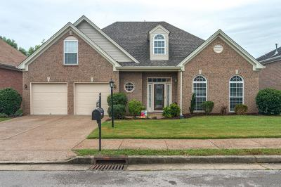 Nashville Single Family Home For Sale: 1113 Harpeth Mill Ct