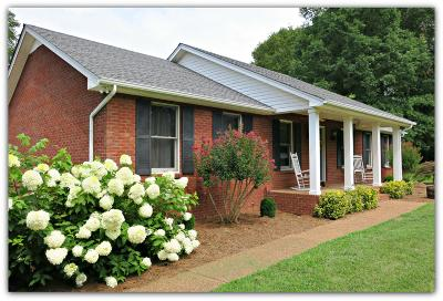 Pegram Single Family Home For Sale: 4843 Old Sams Creek Rd