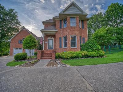 Gallatin Single Family Home For Sale: 1014 Fox Glen