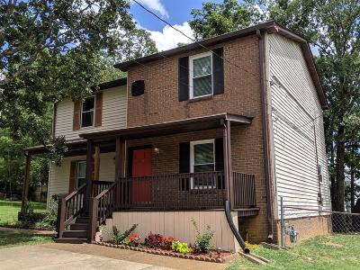 Antioch TN Single Family Home For Sale: $152,900